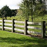 Fence Rails 1