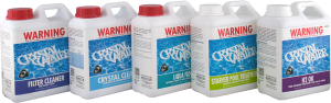 Crystal Water Swimming Pool & Spa Products